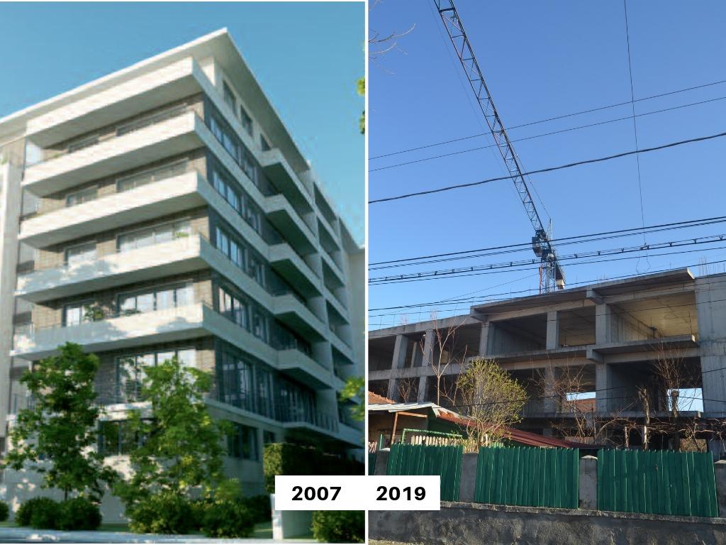 Central Apartments - Str. Duiliu Zamfirescu - Constanța