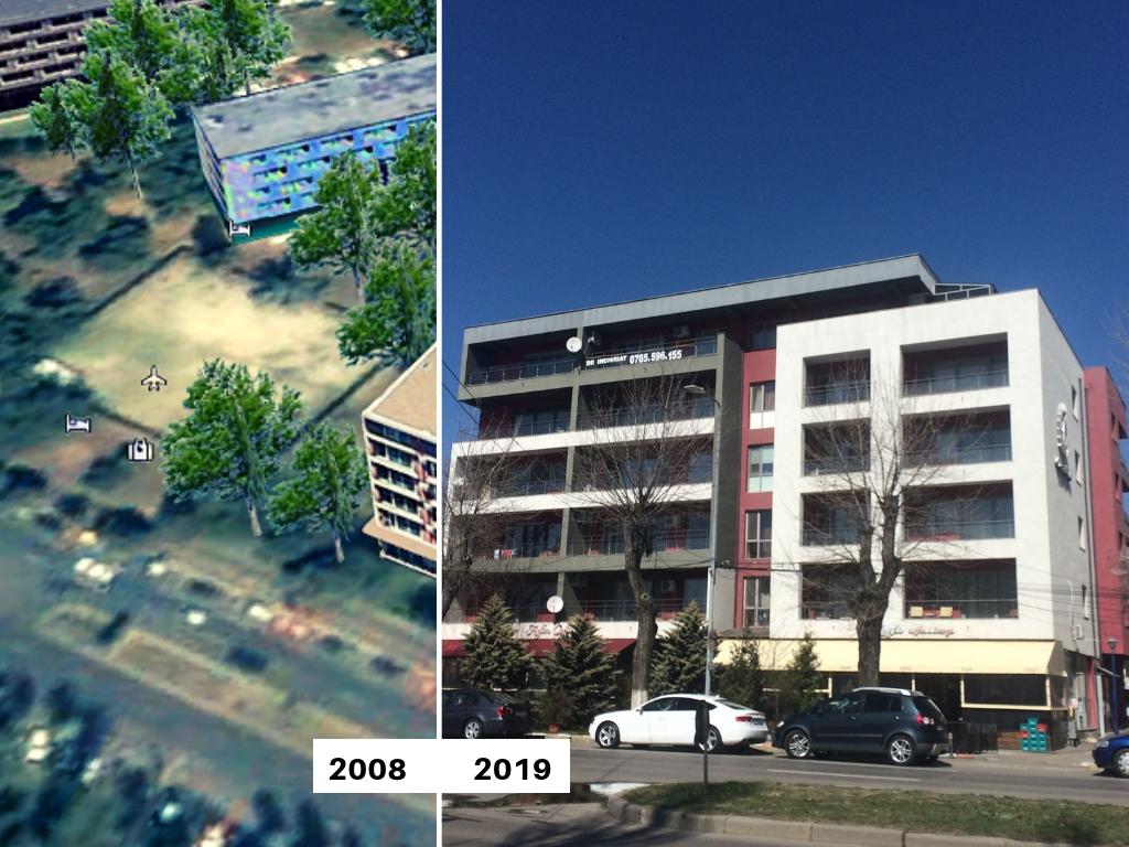 "Blocul ""Corallia Apartments"" - Bul. Mamaia, Constanța"