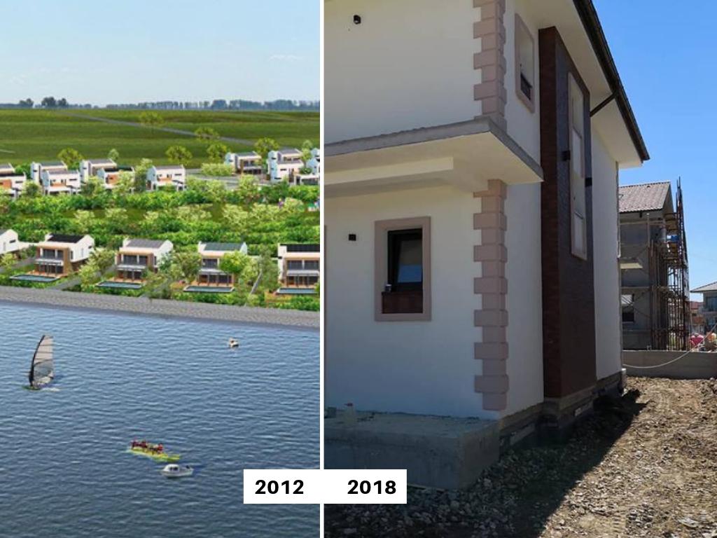 Lakeside - Siutghiol, Ovidiu