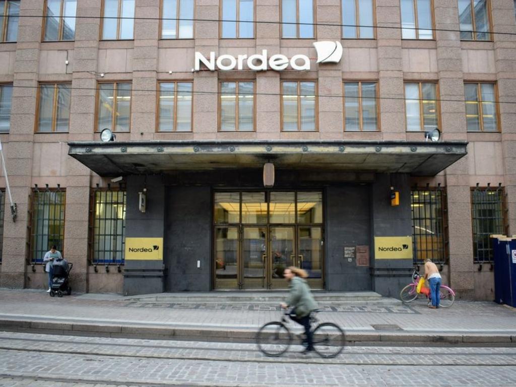 Nordea Bank - sursa Yle, 2018