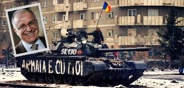 Ion Iliescu - REvolutie 1989