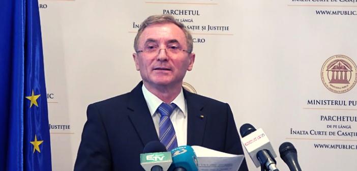 Procurorul general Augustin Lazăr - 08.04.2019