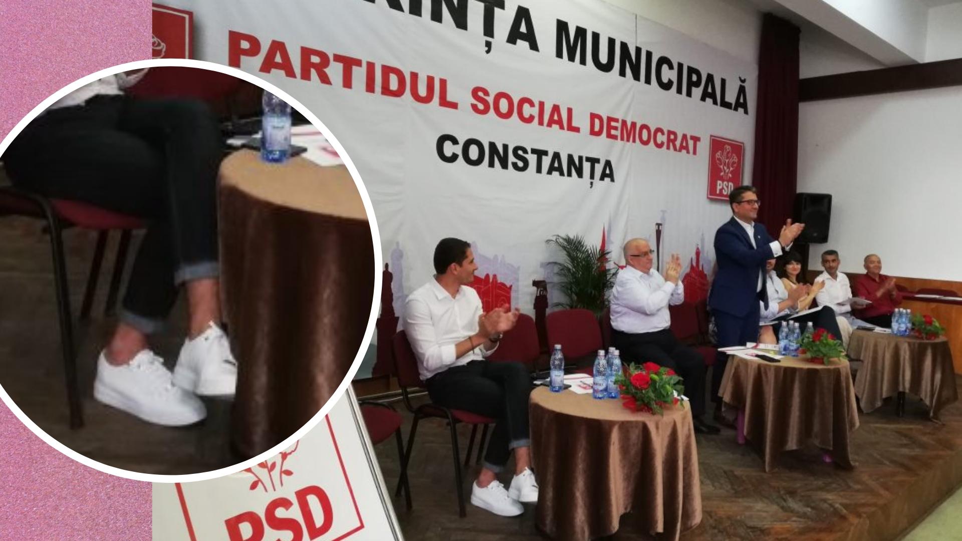 Costin Răsăuțeanu - Conferința PSD CT 25.07.2019