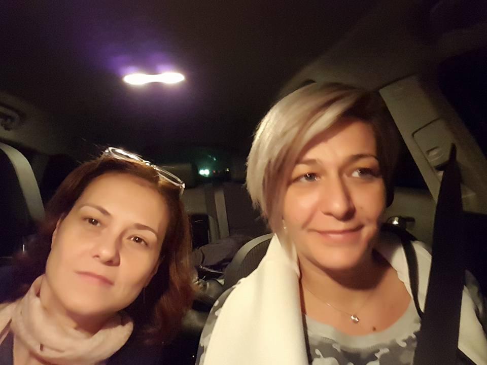 Alexandra Iancu și Ilinca Teodoriu