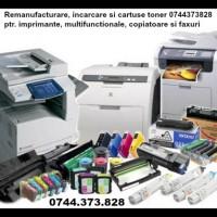 Incarcam si Vindem Cartuse ptr.imprimante, multifunctionale, copiatoare, faxuri.