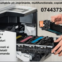Reîncarcam rapid cartuse imprimante HP, Samsung, Canon, Xerox, Lexmark, Epson, Konica Minolta,etc.