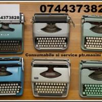 Depanare & Consumabile ptr.masini de scris.