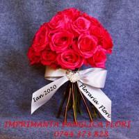 Imprimanta panglica decorativa flori                 Aveti o florarie si doriti sa va personalizati
